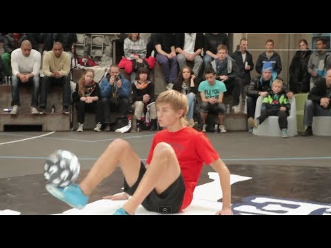 Freestyle football competition - Red Bull Street Style Denmark