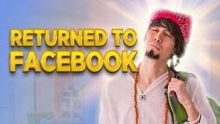 The Guy Who Returned to Facebook