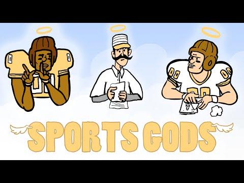 The Sports Gods, Episode 1: Trash Talk