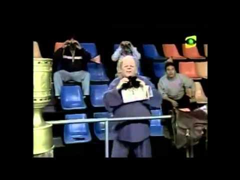 Don Bieto en el Hipodromo