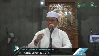 🔴 [LIVE] Kajian Seputar Aqidah | Ustadz FADHLAN AKBAR, Lc, MHI.