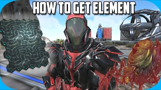 How To Get Tek Tier | All Drop Rates | How To Get Element