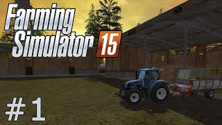 Farming Simulator 15 - Ridgewoods Multiplayer - EP 1