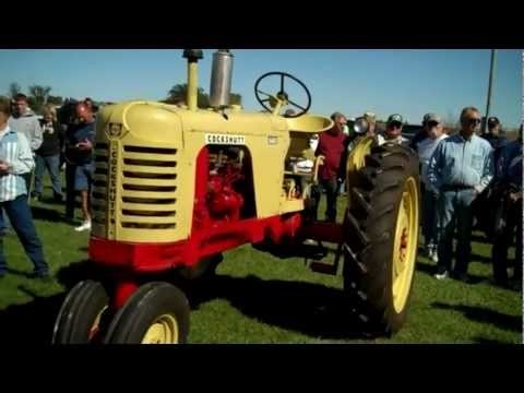 1963 Cockshutt 660 Tractor: Manchester, IA Auction 10/1/11