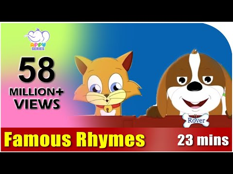 Nursery Rhymes Vol 2 - Collection Of Twenty Rhymes video