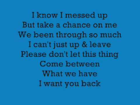 Take A Chance On Me By Jon Young With Lyrics video