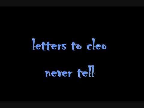 Letters To Cleo - Never Tell