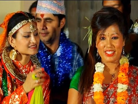 Deusi Bhailo |  New Tihar Song 2071 | Radhika Hamal | Gorkha Chautari Music video
