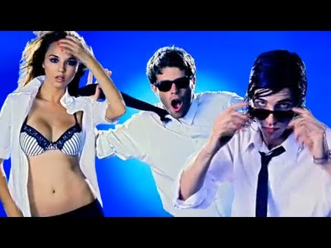 3OH!3 - DON'T TRUST ME [OFFICIAL MUSIC VIDEO]