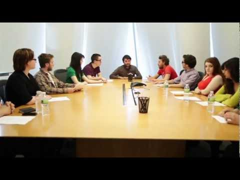 Jake and Amir: Table Read
