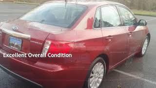 2010 Subaru Impreza 2.5i Premium for sale in SALEM, OR