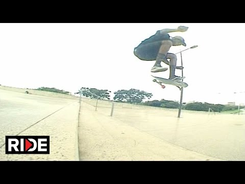 "Locals Ripping with Style in ""Location"" - South African Skate Scene"