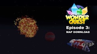 Wonder Quest Exploring The Solar System: Map Download and Tour