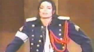 Michael Jackson speech in NAACP 1994 русские субтитры