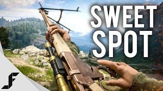 SWEET SPOT - Battlefield 1 Sniper One Hit Kill Guide