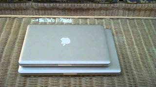 Portability:  13 inch MacBook Pro vs 15 inch