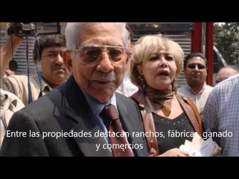 Muere Joaquin Hernandez Galicia la Quina robandose dos mil millones de pesos