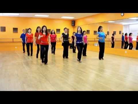 Up - Line Dance (dance & Teach In English & 中文) video