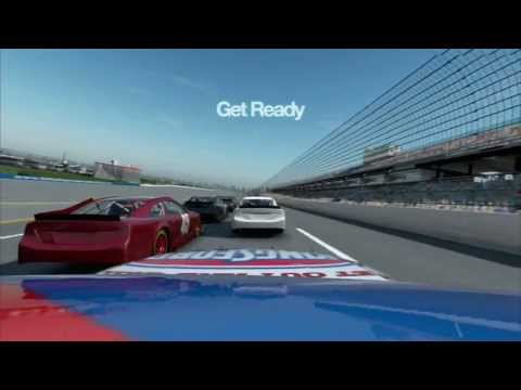 NASCAR the game Inside Line Online race @Talladega #185