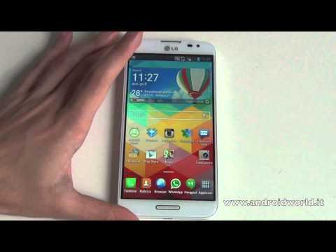 LG Optimus G Pro. recensione delle versione coreana by AndroidWorld.it