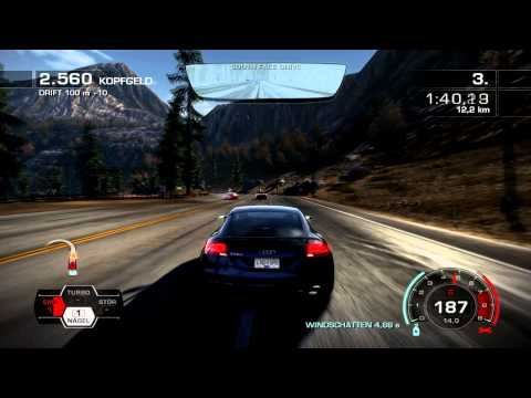 Need for Speed Hot Pursuit Singleplayer Gameplay