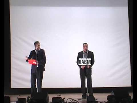 Kabaret Poszukiwani - Rabin