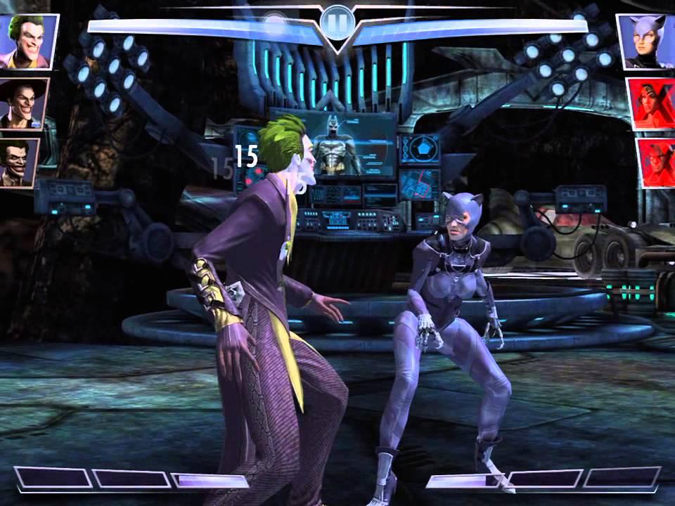 Arkham Joker Injustice Ios Injustice Ios Arkham Origins
