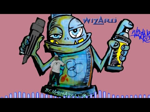 Exzakt-( the future)-(N-ter Remix)-drawing a spraycan.wmv