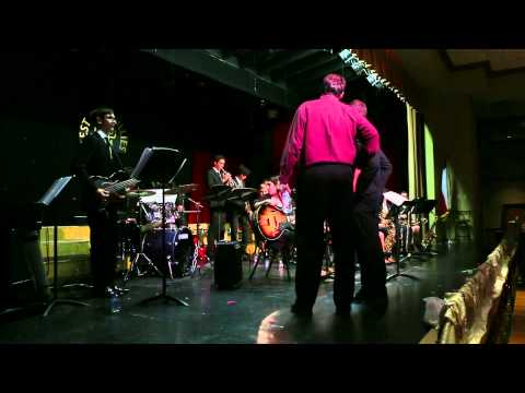 Jazz Ensemble at Sun City 2/20/15 Stephen F Austin High School, Austin TX