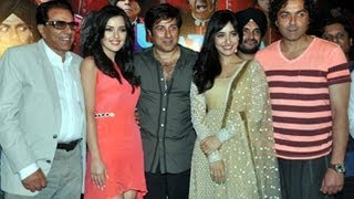Theartical Launch of Yamla Pagla Deewana 2