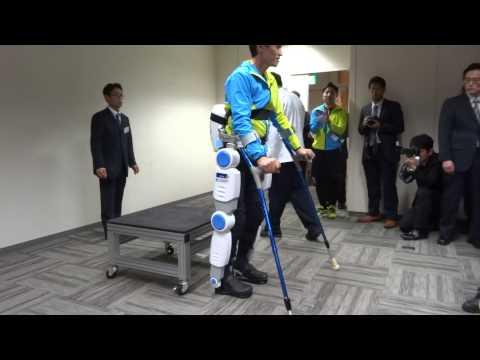 台湾ITRI 歩行アシストロボット「Active Gear」 立ち上がり