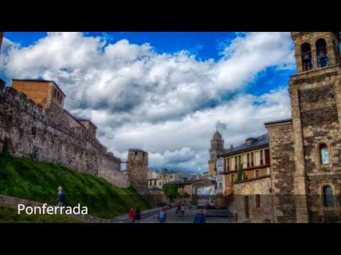 Places to see in ( Ponferrada - Spain )