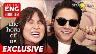 Kathryn, Daniel react to old photos | Exclusive | 'The Hows of Us'