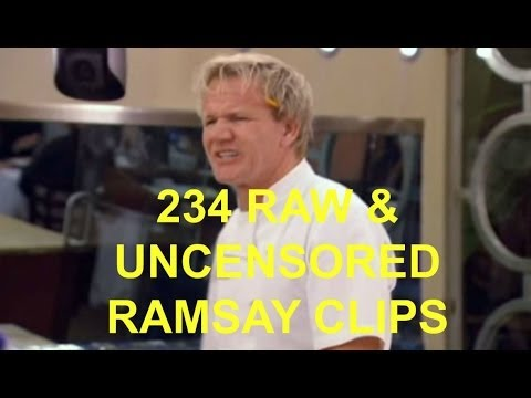 Gordon Ramsay Hell's Kitchen Season 10, 2 + 3 UNCENSORED EXTENDED HIGHLIGHTS