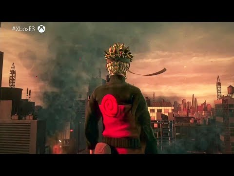 JUMP FORCE - E3 2018 Trailer (Xbox Conference)