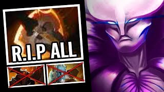 FURY x SPECTRE Meracle vs ChaoS Knight and PL with Ease Dota 2