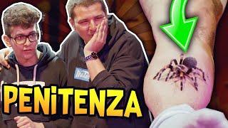 SONO QUASI MORTO DI PAURA!! REACTION AD UNA PENITENZA ASSURDA!