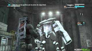 Binary Domain (Gameplay HD) Videoplay 2 en HobbyNews.es