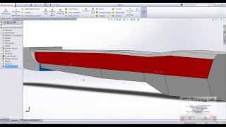Curso de Solidworks  - Tutorial de Solidworks -Tutorial PARTE 2 NAVE STAR WARS en español
