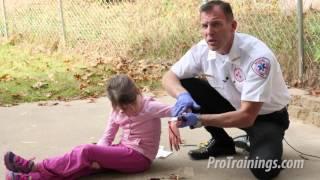 Download Arterial Bleeding (Child) 3Gp Mp4