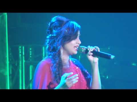 ★SHREYA GHOSHAL★  Satyam Shivam Sundaram   Lata Mangeshkar - Live Performance in the Netherlands