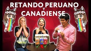 El RETO más GRACIOSO DEL MUNDO !! RUSA vs PERU vs CANADA