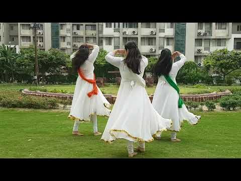 Ae Watan | Raazi | Independence Day Special | Dance by Jayati, Diya and Muskan thumbnail