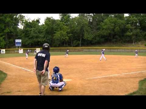 2014 Pride Baseball Vs Omega Tigers 06/28/14 (Game 3 Of Round Robin)