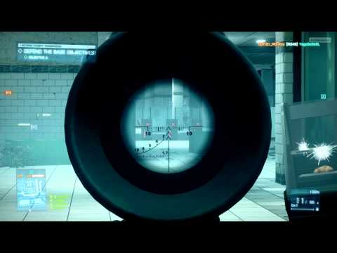 Battlefield 3 Open Beta Gameplay First Impression Video