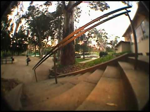 Chad Fernandez Skatestache Part