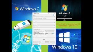 Cara Mudah Membuat BooTable Plashdisk Windows Xp, 7, 8 or 10 Menggunakan Rufus