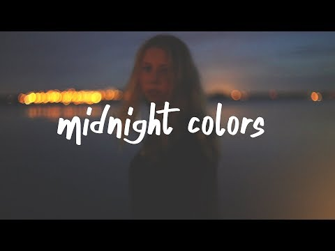 Finding Hope - Midnight Colors (Lyric Video)