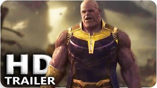 AVENGERS INFINITY WAR Official Trailer 3 - 1 (Extended) Marvel