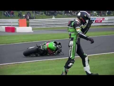 BSB 2014 R2 Oulton Park Race2